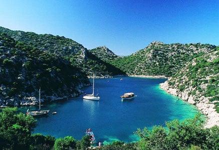 Yachtcharter Türkei