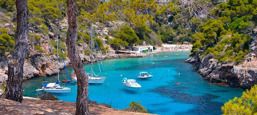Yachtcharter Balearen